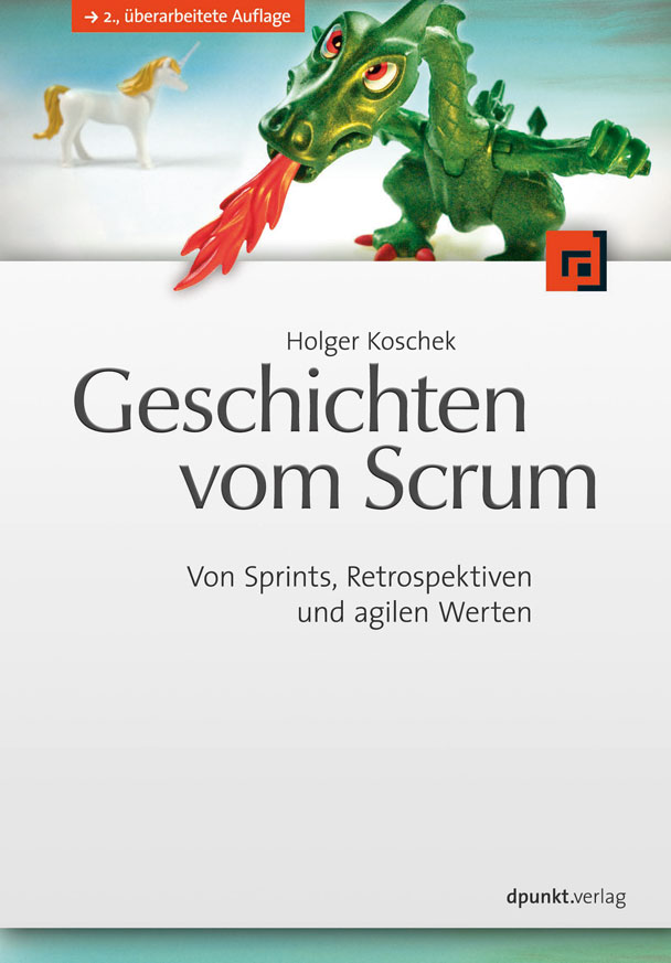 Geschichten vom Scrum, 2. Auflage